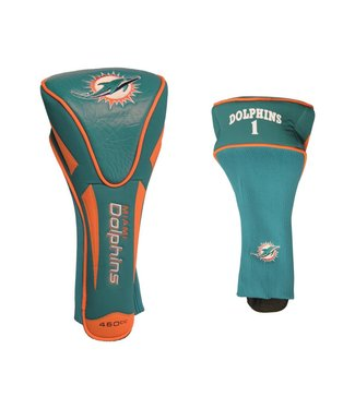 Team Golf MIAMI DOLPHINS Apex Driver Golf Head Cover