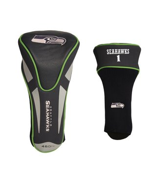 Team Golf SEATTLE SEAHAWKS Apex Driver Golf Head Cover