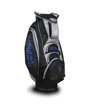 Team Golf CAROLINA PANTHERS Victory Golf Cart Bag