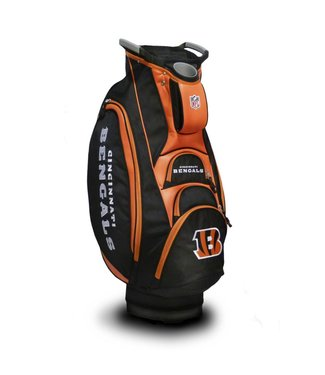 Team Golf CINCINNATI BENGALS Victory Golf Cart Bag