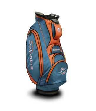 Team Golf MIAMI DOLPHINS Victory Golf Cart Bag