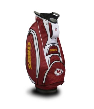 Team Golf KANSAS CITY CHIEFS Victory Golf Cart Bag