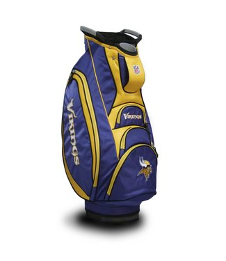 Team Golf MINNESOTA VIKINGS Victory Golf Cart Bag