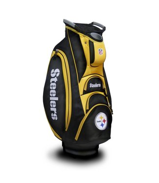 Team Golf PITTSBURGH STEELERS Victory Golf Cart Bag