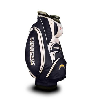 Team Golf SAN DIEGO CHARGERS Victory Golf Cart Bag