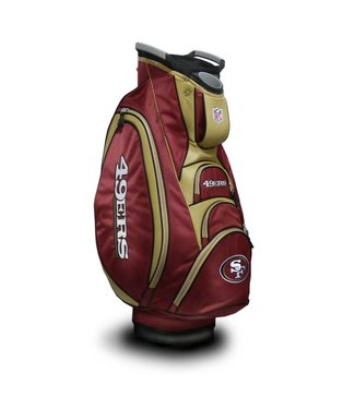 Team Golf SAN FRANCISCO 49ERS Victory Golf Cart Bag
