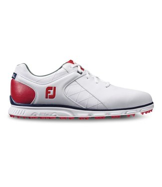 Footjoy PRO S/L WHITE/RED/NAVY 53243