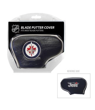 Team Golf WINNIPEG JETS Blade Golf Putter Cover