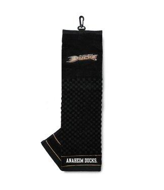 Team Golf ANAHEIM DUCKS Embroidered Golf Towel