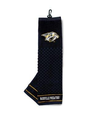 Team Golf NASHVILLE PREDATORS Embroidered Golf Towel