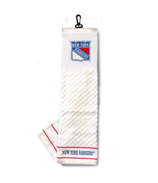 Team Golf NEW YORK RANGERS Embroidered Golf Towel