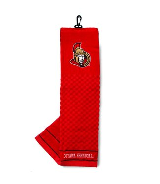 Team Golf OTTAWA SENATORS Embroidered Golf Towel