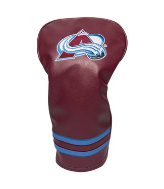 Team Golf COLORADO AVALANCHE Vintage Golf Driver Head Cover
