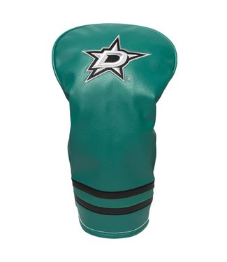 Team Golf DALLAS STARS Vintage Golf Driver Head Cover