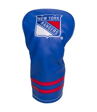 Team Golf NEW YORK RANGERS Vintage Golf Driver Head Cover