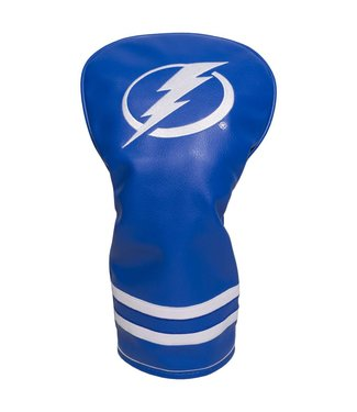 Team Golf TAMPA BAY LIGHTNING Vintage Golf Driver Head Cover