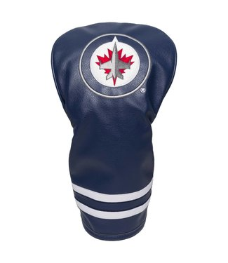 Team Golf WINNIPEG JETS Vintage Golf Driver Head Cover