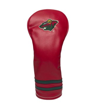 Team Golf MINNESOTA WILD Vintage Golf Fairway Head Cover