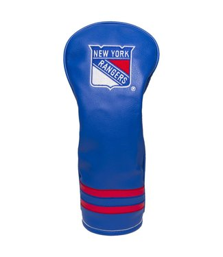 Team Golf NEW YORK RANGERS Vintage Golf Fairway Head Cover