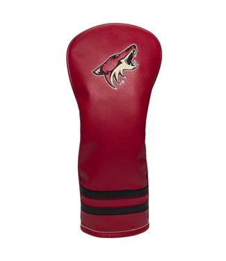 Team Golf ARIZONA COYOTES Vintage Golf Fairway Head Cover
