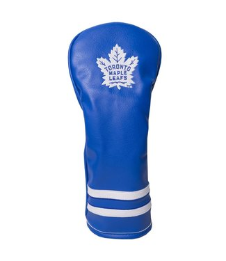 Team Golf TORONTO MAPLE LEAFS Vintage Golf Fairway Head Cover