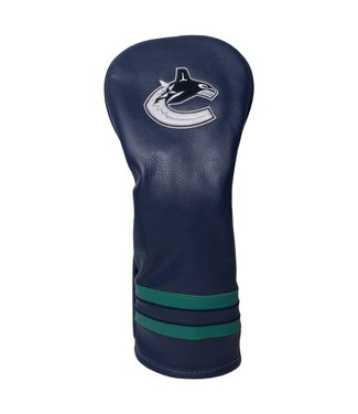 Team Golf VANCOUVER CANUCKS Vintage Golf Fairway Head Cover