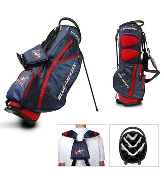 Team Golf COLUMBUS BLUE JACKETS Fairway Golf Stand Bag