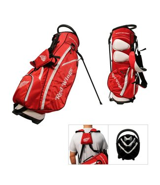 Team Golf DETROIT RED WINGS Fairway Golf Stand Bag