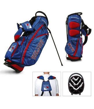 Team Golf NEW YORK RANGERS Fairway Golf Stand Bag