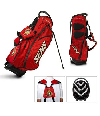Team Golf OTTAWA SENATORS Fairway Golf Stand Bag