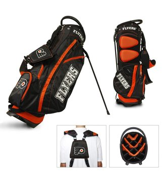 Team Golf PHILADELPHIA FLYERS Fairway Golf Stand Bag