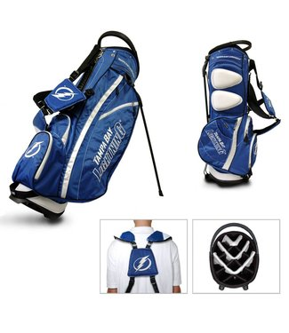 Team Golf TAMPA BAY LIGHTNING Fairway Golf Stand Bag