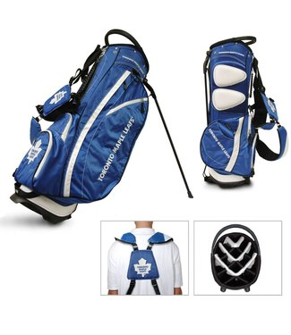 Team Golf TORONTO MAPLE LEAFS Fairway Golf Stand Bag