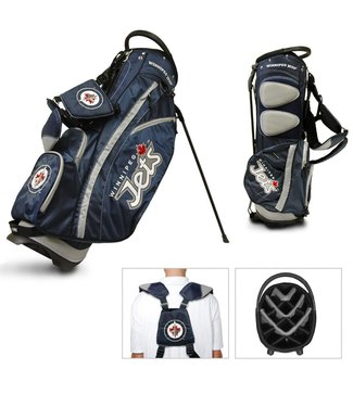 Team Golf WINNIPEG JETS Fairway Golf Stand Bag
