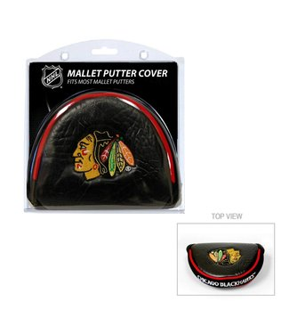 Team Golf CHICAGO BLACKHAWKS Golf Mallet Putter Cover