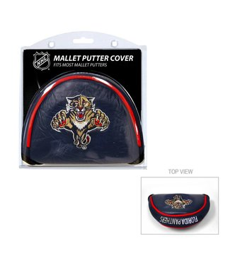 Team Golf FLORIDA PANTHERS Golf Mallet Putter Cover