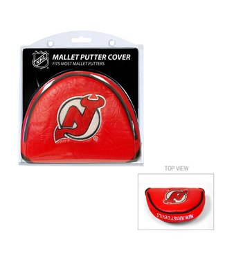Team Golf NEW JERSEY DEVILS Golf Mallet Putter Cover