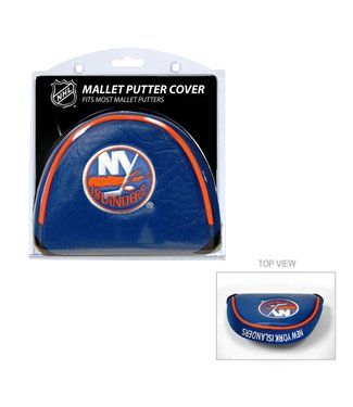Team Golf NEW YORK ISLANDERS Golf Mallet Putter Cover