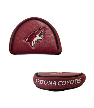 Team Golf ARIZONA COYOTES Golf Mallet Putter Cover
