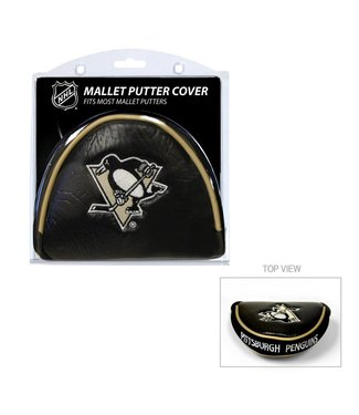 Team Golf PITTSBURGH PENGUINS Golf Mallet Putter Cover