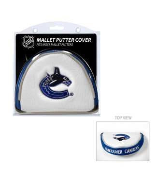 Team Golf VANCOUVER CANUCKS Golf Mallet Putter Cover