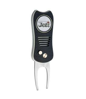 Team Golf WINNIPEG JETS Switchfix Golf Divot Tool