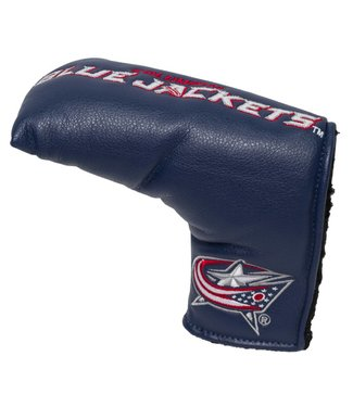 Team Golf COLUMBUS BLUE JACKETS Tour Blade Golf Putter Cover