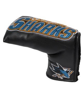Team Golf SAN JOSE SHARKS Tour Blade Golf Putter Cover