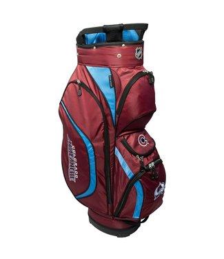 Team Golf COLORADO AVALANCHE Clubhouse golf Cart Bag