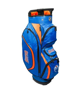 Team Golf EDMONTON OILERS Clubhouse golf Cart Bag