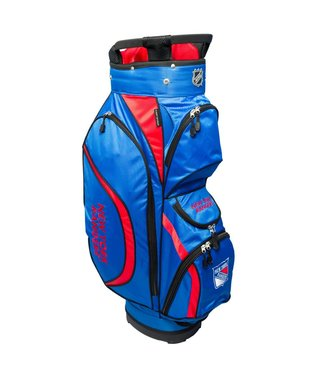Team Golf NEW YORK RANGERS Clubhouse golf Cart Bag