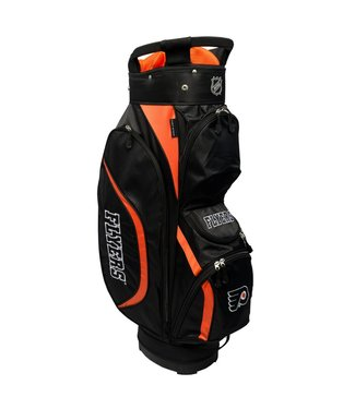 Team Golf PHILADELPHIA FLYERS Clubhouse golf Cart Bag