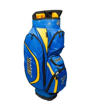 Team Golf ST LOUIS BLUES Clubhouse golf Cart Bag