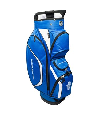 Team Golf TORONTO MAPLE LEAFS Clubhouse golf Cart Bag